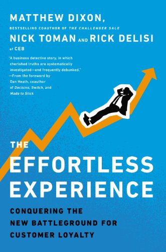 The Effortless Experience livro book